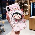 YINGNI Cartoons Chi-bi Maruko IPhone Case X/XS A