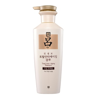 RYO Total Anti-Aging Shampoo 400g For Oil Scalp