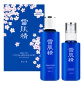 KOSE Sekkisei Lotion and Emulsion Sakura Special Set 140ml