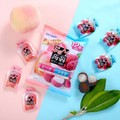 ORIHIRO KONJAC Jelly Lychee + Peach 240g