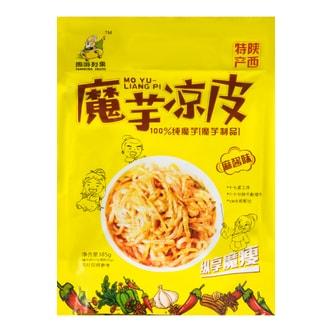 ZHOUYOULIEGUO Konjak Cold Noodle Sesame Flavor 385g