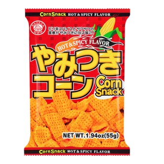WAGAYA Corn Snack Spicy Flavor 55g