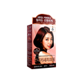 韩国RYO吕 染白发染发剂 酒红色 色号5W 120g