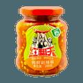 红翻天 纯鲜剁辣椒 200克