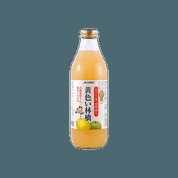 日本飞马 希望の雫 青森 黄苹果汁 1000ml