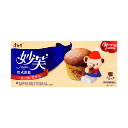MASTER KONG Muffin Cholocate Flavor 96g
