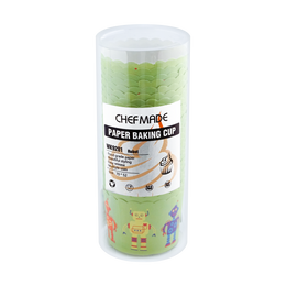 CHEFMADE CM-WK9281 Reusable Cake Cups Baking Cups Nonstick Muffin Molds #Robort