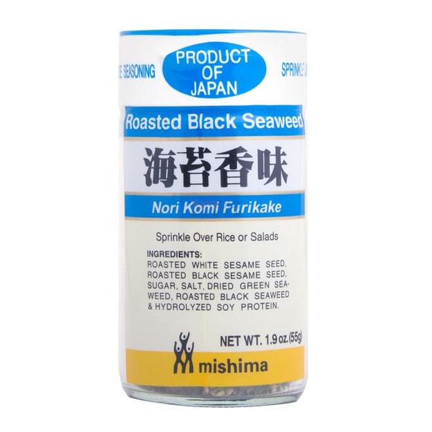 商品详情 - 日本MISHIMA 香松系列 日式拌饭料 海苔香味 55g - image  0