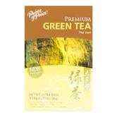 美国太子牌 特级绿茶包 20包入 36g