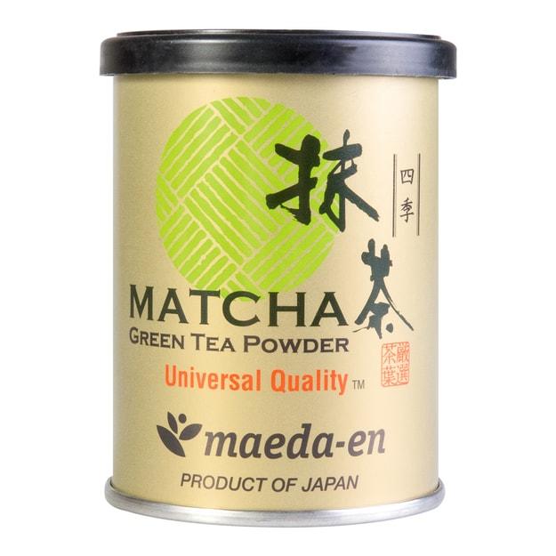 商品详情 - 日本MAEDA-EN 抹茶粉 28g - image  0
