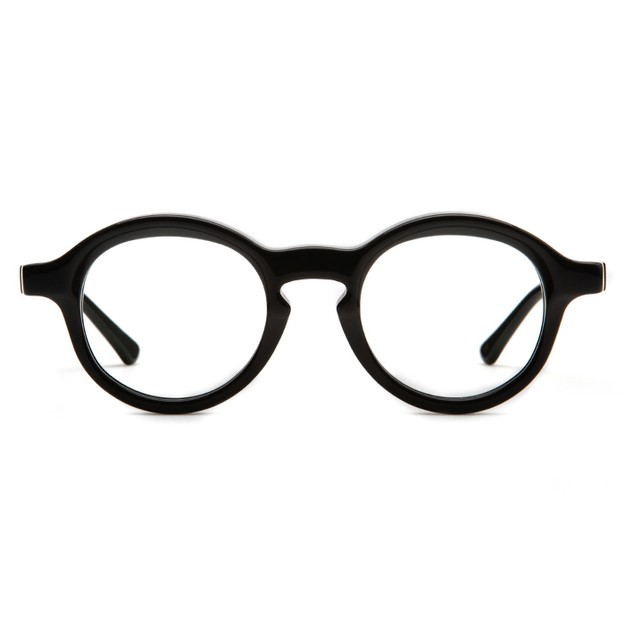 Product Detail - SPECULUM GLASSES / SEE OF HEARTBREAK / GREY - image 0