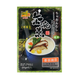 JAGUAR Japanese- Style Steamed Egg Mixed Powder (Fish Product & Corn) 20g*2