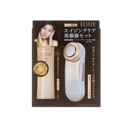 SHISEIDO ELIXIR Superieur Lifting Moisture Lotion W II 170ml + Hitachi Beauty Equipment ELI-900 #1