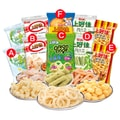 OISHI puffed snacks bag 380g
