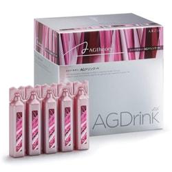 [日本直邮] 晓姿 AXXZIA AG 最新赏味期限 抗糖口服加量加强版 25ml*30支