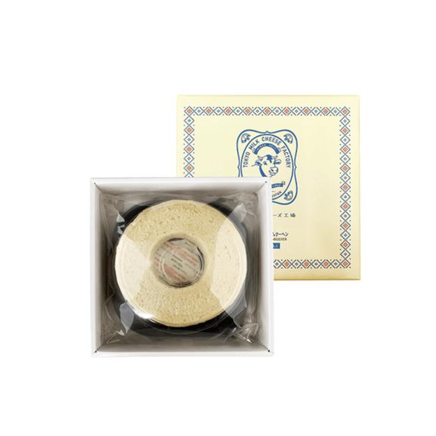 商品详情 - DHL直发【日本直邮】东京牛奶芝士工厂 鲜牛乳年轮蛋糕 1枚装 - image  0