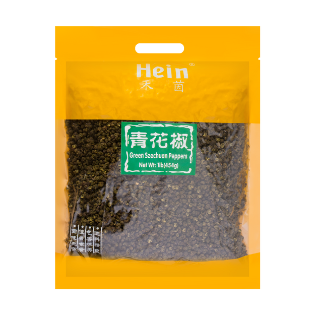 Product Detail - HEIN Sichuan Green Szechuan Pepper 454g - image 0