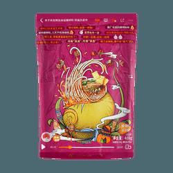 LiZiQi LuoSiFen Spicy Instant Noodle 400g