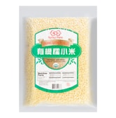 BIG GREEN Spring Farm Organic Glutinous Millet 400g USDA