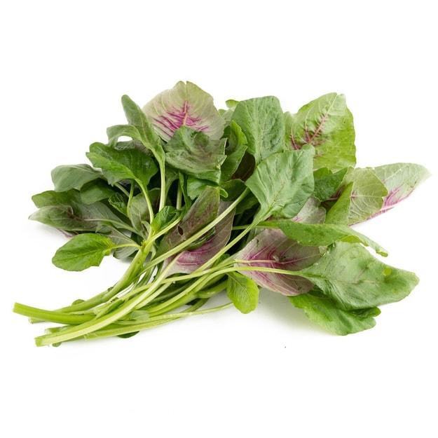 商品详情 - 新鲜红苋菜苗 1磅 - image  0