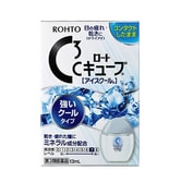 ROHTO C3 Cool Plus Charge Eye Drops (contact lenses ok) 13ml