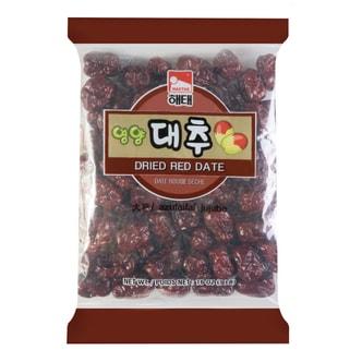 韩国HAITAI海太 养生大红枣 超值装 453g