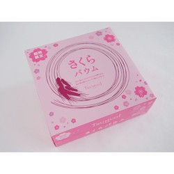 DHL直邮【日本直邮】北海道名产 石屋制果 白色恋人 樱花限定年轮蛋糕 1枚装