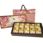[Taiwan direct mail] Taiwan Yazhi Zhai pineapple cake 1 box 10 into
