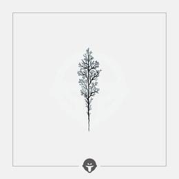 @BECOME Original Tattoo Stickers A tree Three Piece