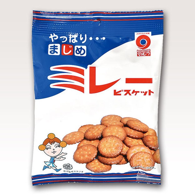 Product Detail - NOMURA Mire Biscuit 70g - image 0