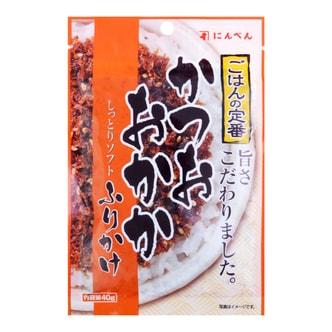 日本NINBEN 日式拌饭料 柴鱼香松 40g