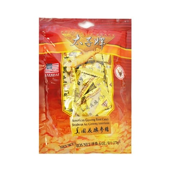 PRINCE OF PEACE American Ginseng Root Candy 170g