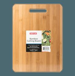 NEOFLAM Premium Bamboo Kitchen Cutting Board 15 inch X 11 inch (31.8cm X 27.9cm)