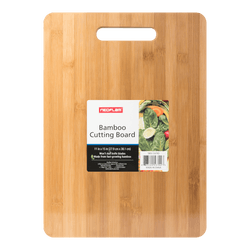 NEOFLAM Premium Bamboo Kitchen Cutting Board 15 inch X 11 inch (31.8cm X 27.9cm)