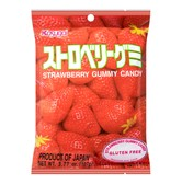 KASUGAI Strawberry Gummy Candy 107g