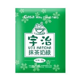 CASA Matcha Milky Flavor Tea -10 bags