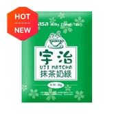 台湾CASA卡萨 宇治抹茶奶绿 10包入