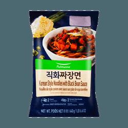 韩国PULMUONE 【圃美多】韩式炸酱面 640g