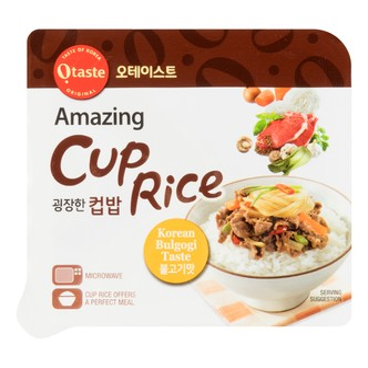 OTASTE Cuprice Korean Bulgogi Flavor 88g