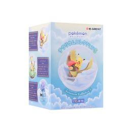 "Pokemon Blind Box Plastic Miniature ""P Terrarium Collection 5, 1pc, Total 6 Patterns, Patterns Ship Randomly"