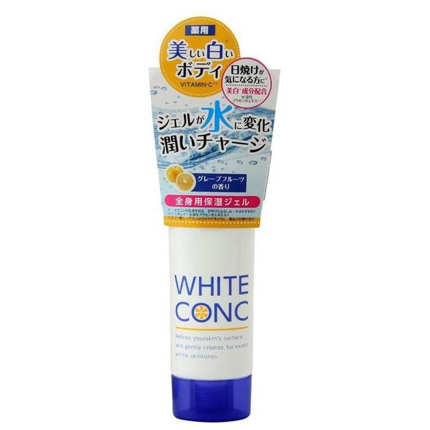 商品详情 - 日本 WHITE CONC 美白保湿身体水凝乳 90g - image  0