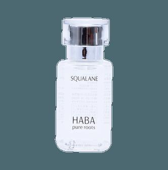 HABA 角鲨烷精纯美容油 30ml 敏感肌友好 温和锁水保湿修护