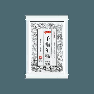 【冷冻】缸鸭狗 手指年糕 350g