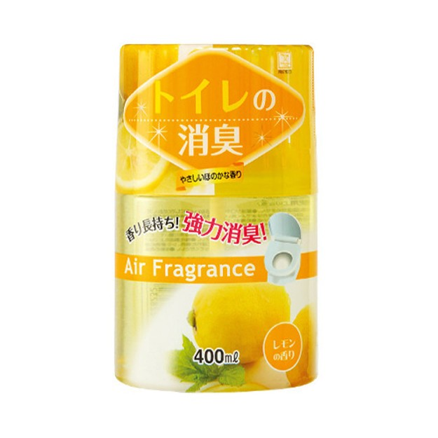 Product Detail - Bathroom Deodorizer Lemon 400ml - image  0