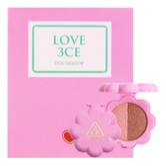 韩国3CE LOVE 贝壳双色眼影 #SWEETS 3.2g