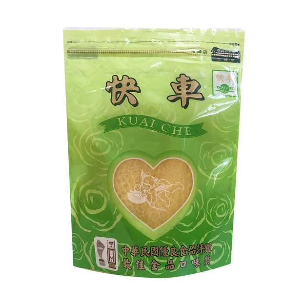 Product Detail - KUAICHE C4 Shredded Squid Slices 200g - image 0
