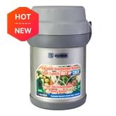 ZOJIRUSHI Mr. Bento® Stainless Lunch Jar SL-JAE14-SA Silver