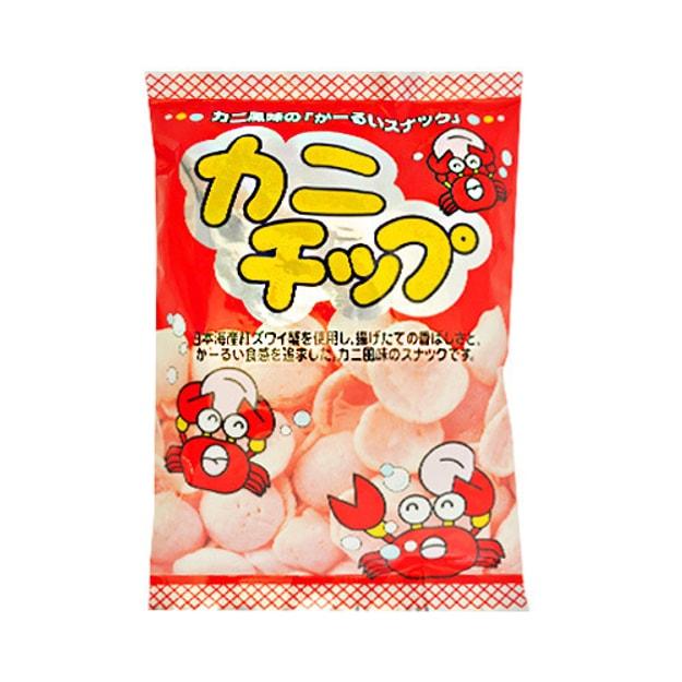 商品详情 - 日本WAKABATO若鸠制菓 海产红蟹片 50g - image  0