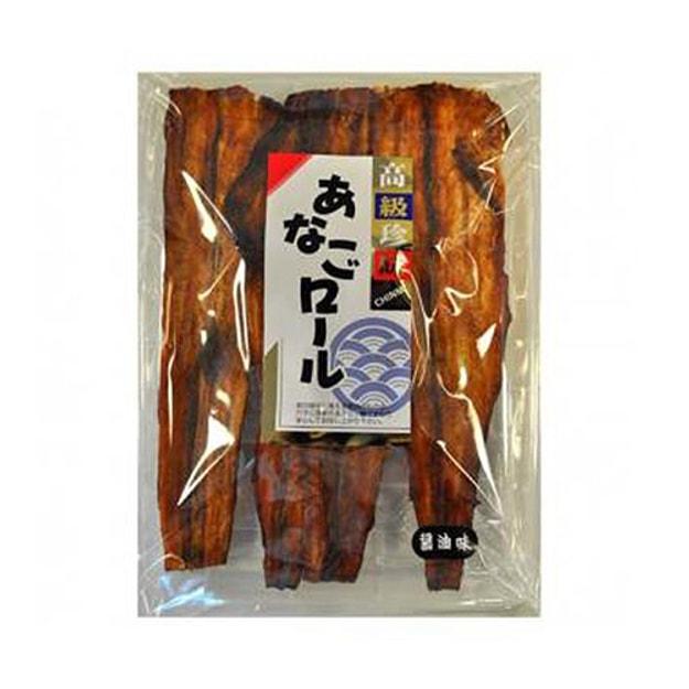 商品详情 - 日本CHINMI 烤鳗鱼干 酱油味 65g - image  0