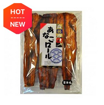 CHINMI Soy Sauce Roasted Sea Eel 65g